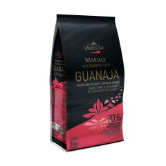 Valrhona Guanaja 70% Dark Chocolate Couverture Feves  #4653
