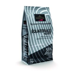 Valrhona Equatoriale 55% Dark Chocolate Feves  #4661