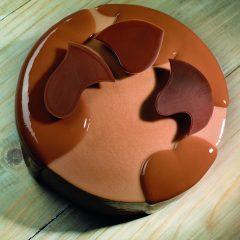 Valrhona Bahibe 46% Dark Milk Chocolate Feves  #9997