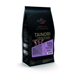 Valrhona  Tainori 64% Dark Chocolate Feves  #5571