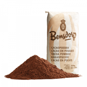 Bensdorp Cocoa Powder 22/24% Dutch-Processed 11 lbs