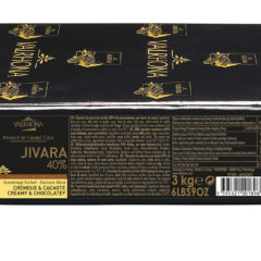 Valrhona Jivara Milk 41% Milk Chocolate Block  #189
