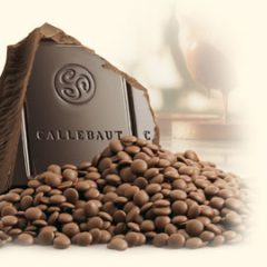 Callebaut 54.5% Semi-Sweet Callets  #811